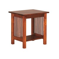 Mission Small End Table | Amish Mission Small End Table ...