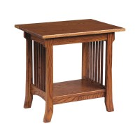 Royal Small End Table | Amish Royal Small End Table ...