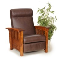 Mission Chair | Amish Mission Recliner - Country Lane ...
