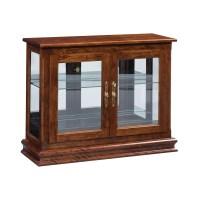 Small Console Curio - Country Lane Furniture
