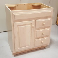Custom Maple Bathroom Vanity Cabinet | Custom Bathroom ...