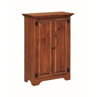 Pine Small Storage Cabinet| Amish Pine Small Storage ...