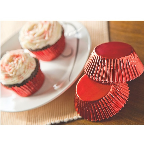 Foil Baking Cups Standard Size Country Lane Kitchens