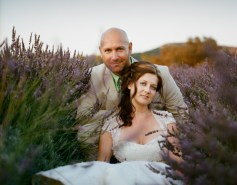 Keys Creek Lavender Farm Wedding