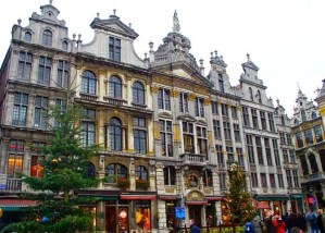 Holidays in Europe: Belgium, France and Amsterdam