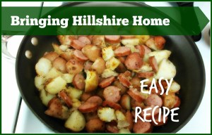 Easy Sausage and Potatoes Recipe