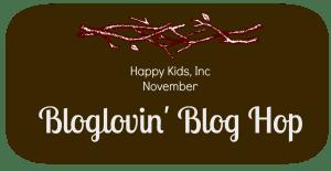 November Bloglovin' Blog Hop