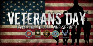 Why Veterans Day Matters to Me – My Military One Click Guest Post