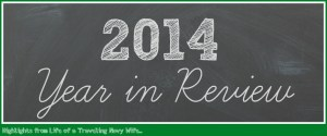2014 – Year in Review!