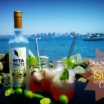 A Scrumptious San Diego Sunset Cocktail with VEEV®|VitaFrute™