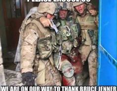 Caitlyn Jenner is Not a Hero