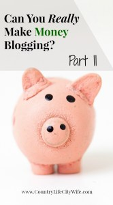 5 More Ways to Make Money Blogging