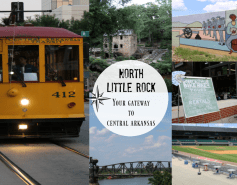 North Little Rock Your Gateway to Central Arkansas