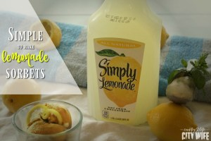 Beat the Heat with these Two Lemonade Sorbet Recipes