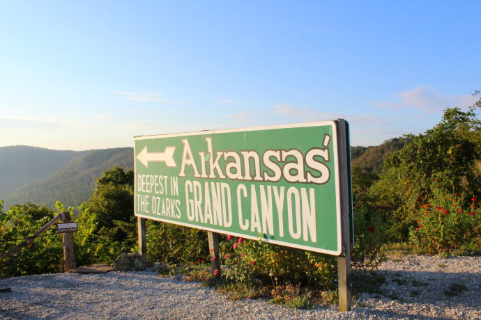 Jasper Arkansas