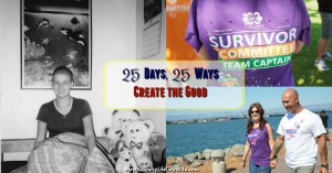 Create the Good – 25 Days, 25 Ways to Care