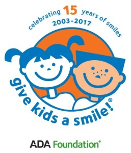 Give Kids A Smile Celebrates 15 Years!