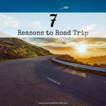 7 Reasons to Road Trip