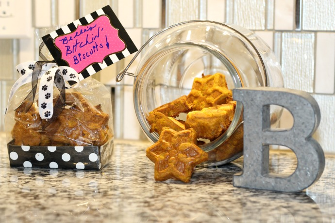 easy homemade dog treat recipe
