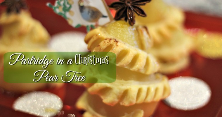 Recipe: Partridge in a Christmas Pear Tree