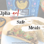 Alpha-gal Safe Taco Night with Siete Foods