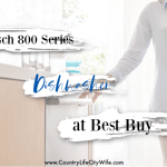 Bosch 800 Series Dishwasher from Best Buy