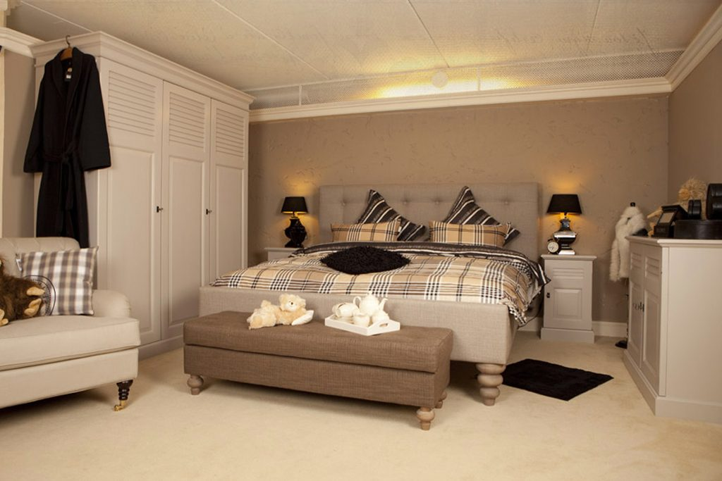 Franse slaapkamer louvre  Slaapkamers bij countrylifestylenl