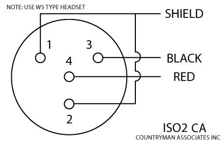Countryman Mic Wiring Diagram : 29 Wiring Diagram Images