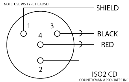 Shure Lavalier Microphone Wiring Diagram Sony Wiring
