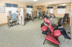Country Meadows of Bethlehem Fitness Room