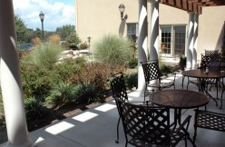 Patio at Country Meadows of Frederick