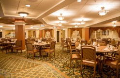 Dining at Country Meadows of Hershey