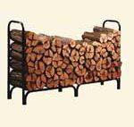 8 ft Deluxe Log Rack