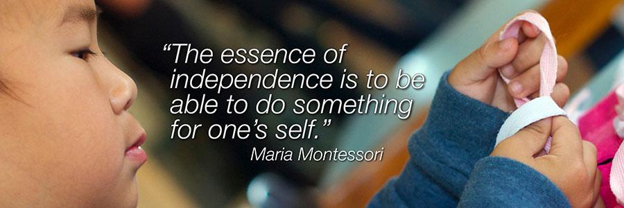 What is Montessori Education Country Montessori School