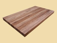 Hand Scraped Autumn Hickory Plank Countertop - Quote and ...
