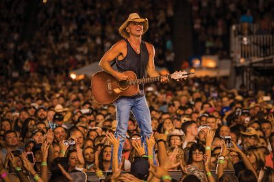 Kenny Chesney Tour News | Photo Credit: Allister Ann