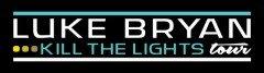 Luke Bryan Tickets - Kill The Lights Tour