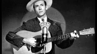 Hank Williams – I'm So Lonesome I Could Cry Thumbnail