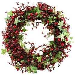 Shabby Chic Scandinavian Christmas Wreaths