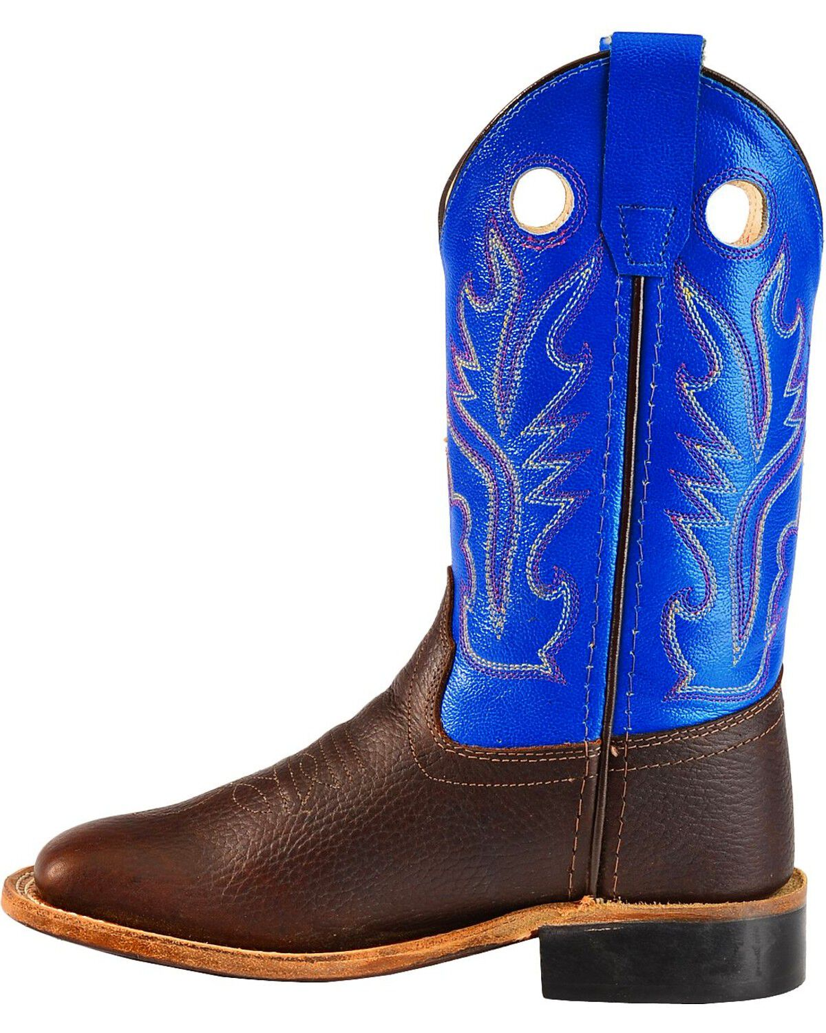 93e4f256f55 Beautiful Old West Children39s Thunder Cowboy Boots Country ...