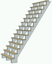 Build Alternating Tread Stairs | Joy Studio Design Gallery ...
