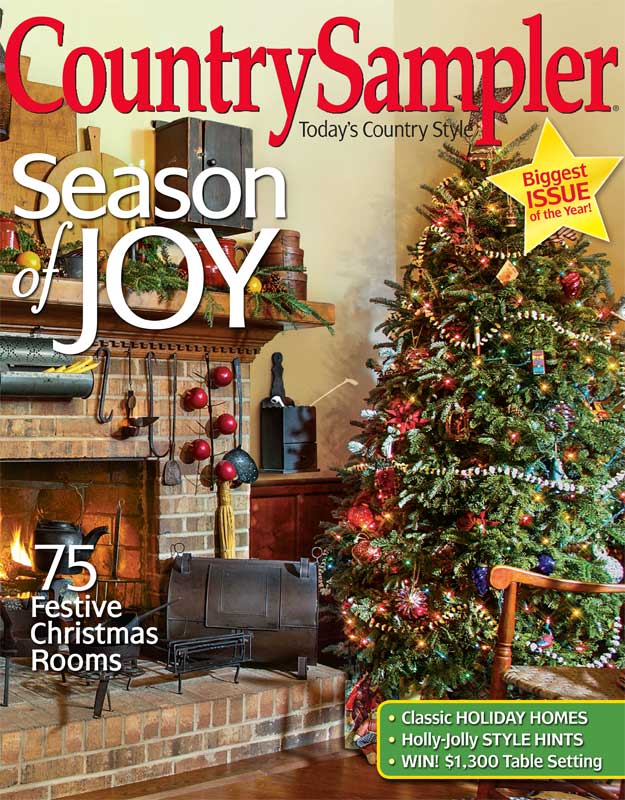 Country Sampler Decorating Ideas