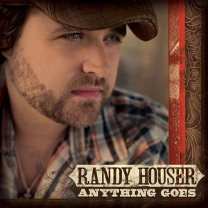 Randy Houser's debut CD