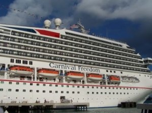 All aboard! Cruise the Caribbean with some of country's best