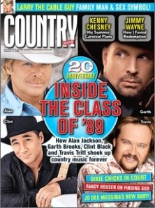 Randy Houser featured in last home-delivered issue of Country Weekly