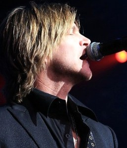 Jack Ingram … from anthem singer to actor