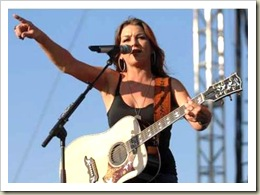 Gretchen Wilson to open 2009 CMA Music Festival