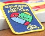 """Celebration for Girl Scout """"Coat of Many Colors"""" patch to be held at Dollywood on June 13"""