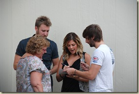 Lady Antebellum Friday 069