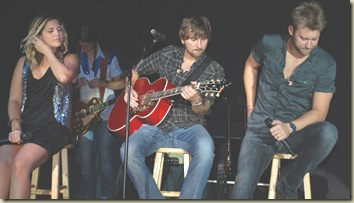 Lady Antebellum Friday 209